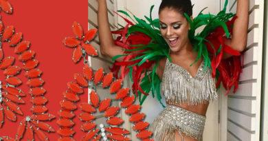 Inspirações para o Carnaval 2017 | looks+acessórios