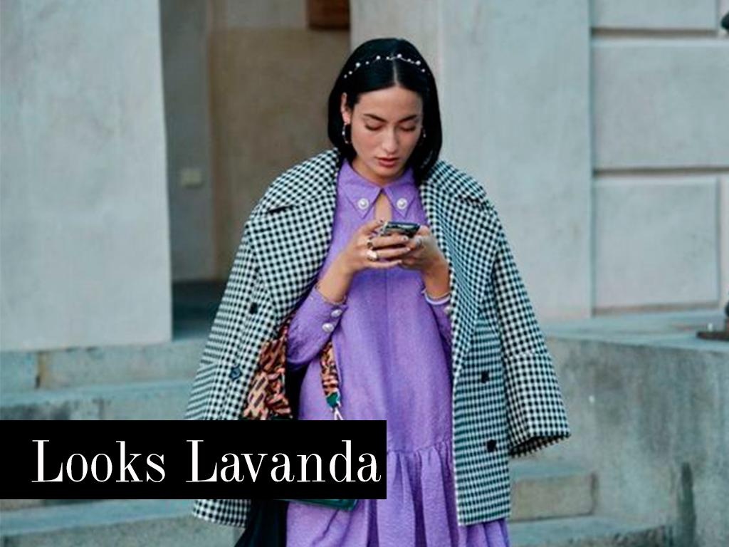 Look lavanda