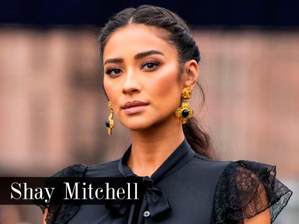 look Shay Mitchell