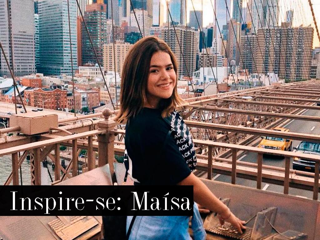 inspire-se look Maísa