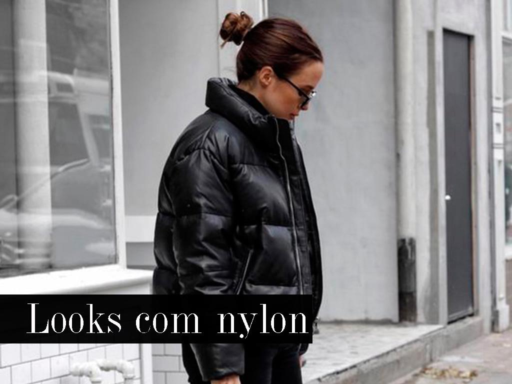 Looks com nylon