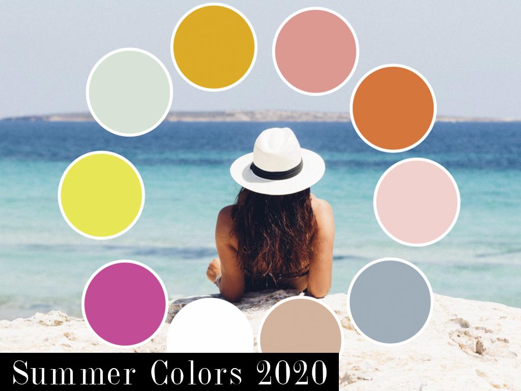 Summer Colors Verão 2020